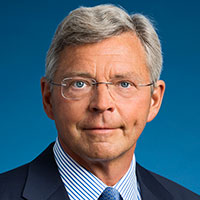 Image of Christian Clausen, President and Group Chief Executive Officer at Nordea.